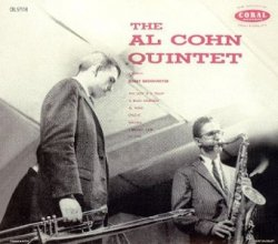 Al Cohn Quintet Featuring Bob Brookmeyer - The Al Cohn Quintet Featuring Bobby Brookmeyer (CD)
