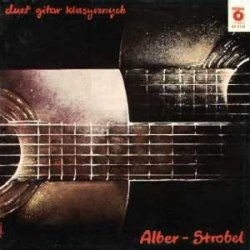 Alber - Strobel - Duet Gitar Klasycznych (LP)