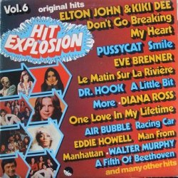 Hit Explosion Vol. 6 (LP)