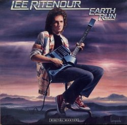Lee Ritenour - Earth Run (LP)
