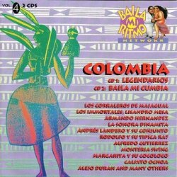 Colombia - Baila Mi Ritmo Vol. 4 (2CD)