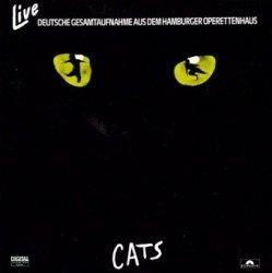 Andrew Lloyd Webber - Cats - (Live) Aus Dem Hamburger Operettenhaus (2LP)