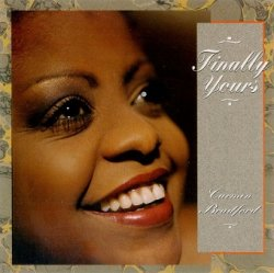 Carmen Bradford - Finally Yours (CD)