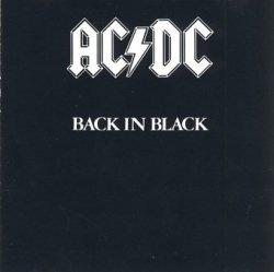 AC/DC - Back In Black (CD)