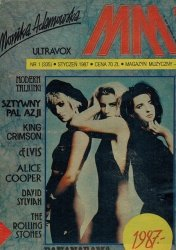 Magazyn Muzyczny Nr 1 (335) Styczeń 1987