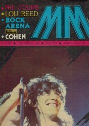 Magazyn Muzyczny Nr 4 (320) Lipiec-Sierpień 1985