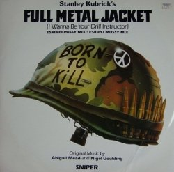Abigail Mead & Nigel Goulding - Full Metal Jacket (I Wanna Be Your Drill Instructor) (12)