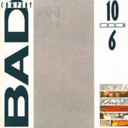 Bad Company - 10 From 6 (CD)