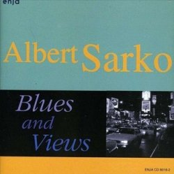 Albert Sarko - Blues And Views (Bagdad Christmas) (CD)
