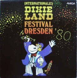 Internationales Dixieland Festival Dresden '80 (LP)