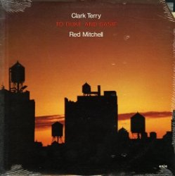 Clark Terry / Red Mitchell - To Duke And Basie (LP)