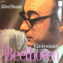 Alfred Brendel, Ludwig van Beethoven - Klaviersonaten (2LP)
