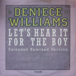 Deniece Williams - Let's Hear It For The Boy (12)