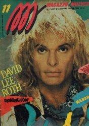 Magazyn Muzyczny Nr 11 (357) Listopad 1988