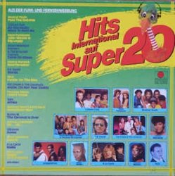 Hits International Auf Super 20 (LP)