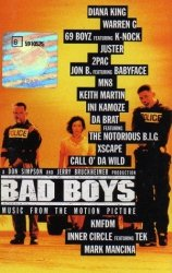 Bad Boys - Music From The Motion Picture (MC)
