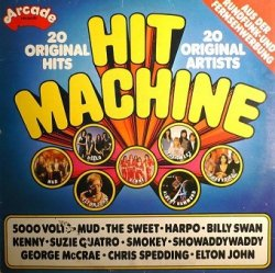 Hit Machine (LP)