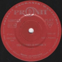 Brigitte Petry - When The Saints Go Marshing In (7'')
