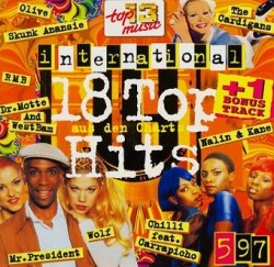 18 Top Hits Aus Den Charts 5/97 (CD)