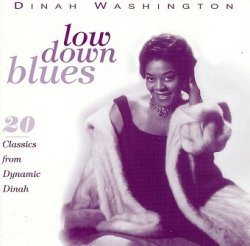 Dinah Washington - Low Down Blues (CD)