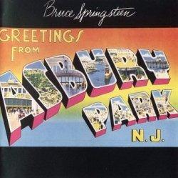 Bruce Springsteen - Greetings From Asbury Park N.J. (LP)