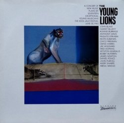 Young Lions, The - A Concert Of New Music Played By Seventeen Exceptional Young Musicians - The Kool Jazz Festival June 30, 1982 (2LP)