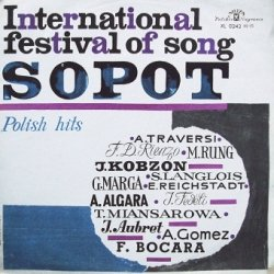 International Festival Of Song Sopot. Polish Hits (LP)