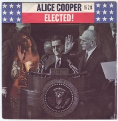 Alice Cooper - Elected ! / Luney Tune (7'')