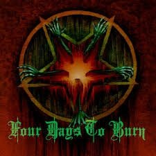 Four Days To Burn - Southern Corruption (CD)