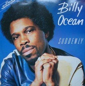 Billy Ocean - Suddenly (LP)