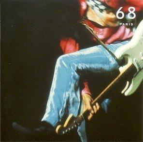 Jimi Hendrix - Stages (Paris 68) (CD)