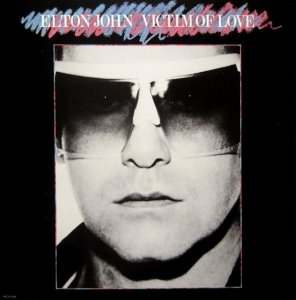 Elton John - Victim Of Love (LP)