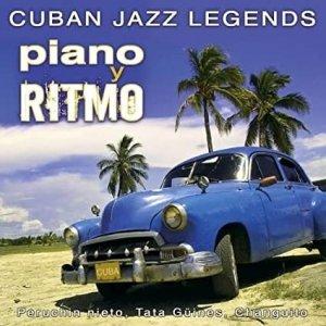 Cuban Jazz Legends - Piano Y Ritmo (CD)