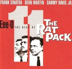 Frank Sinatra, Dean Martin, Sammy Davis Jr. - Eee-O 11 (The Best Of The Rat Pack) (CD)