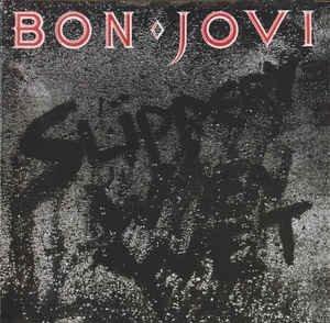 Bon Jovi - Slippery When Wet (CD)