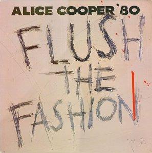 Alice Cooper - Flush The Fashion (LP)