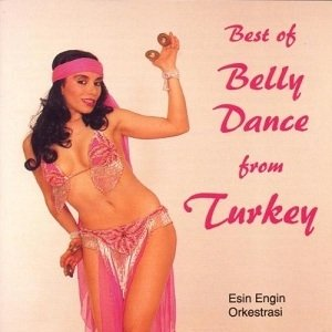Esin Engin Orchestra - Best of Belly Dance From Turkey (CD)