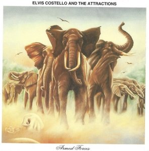 Elvis Costello And The Attractions - Armed Forces (CD)