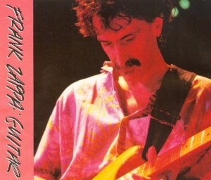 Frank Zappa - Guitar (2CD)