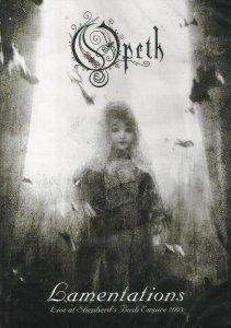 Opeth - Lamentations - Live At Shepherd's Bush Empire 2003 (DVD)
