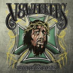 V8Wankers - Iron Crossroads (CD)