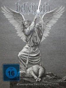 Behemoth - Evangelia Heretika (2DVD+CD)