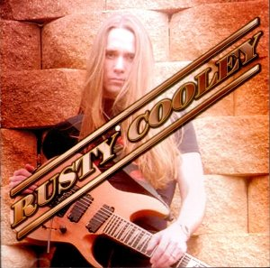 Rusty Cooley - Rusty Cooley (CD)