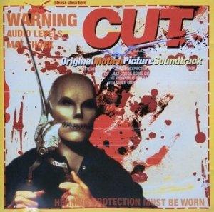 Cut (Original Motion Picture Soundtrack) (CD)