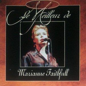 Marianne Faithfull - Le Meilleur De Marianne Faithfull (Faithless) (CD)