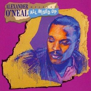 Alexander O'Neal - Hearsay All Mixed Up (LP)