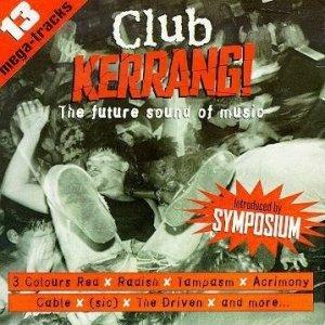 Club Kerrang! The Future Sound Of Music (CD)