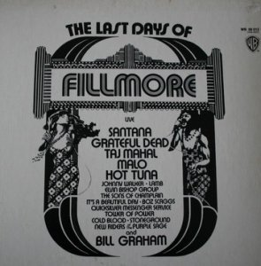 The Last Days Of Fillmore (3LP)
