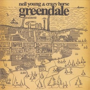 Neil Young & Crazy Horse - Greendale (CD+DVD)