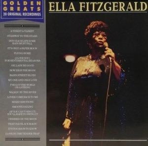 Ella Fitzgerald - Golden Greats (LP)